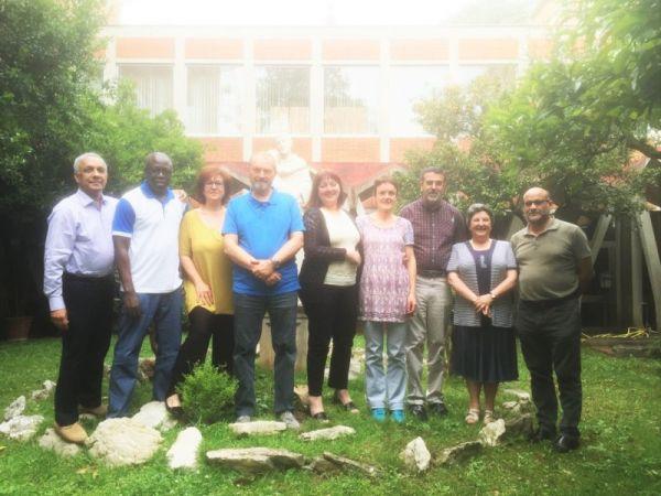 Reunión de la Comisión General de Bioética